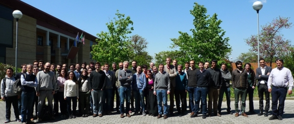 QUIC participants in Firenze